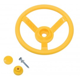 Steering wheel (yellow)