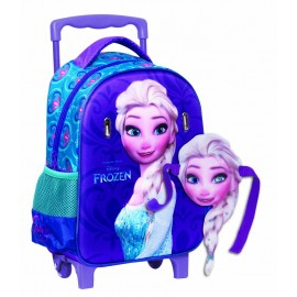 Troller gradinita elsa frozen 3d