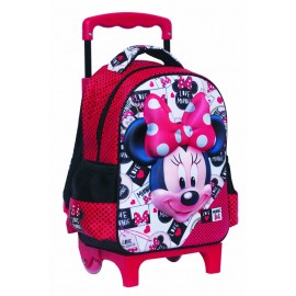 Troller gradinita love minnie 3d