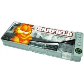 Penar Garfield cu ascutitoare si busola