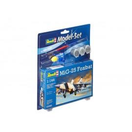 Model set revell mig25 foxbat 63969