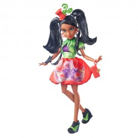 Papusa disney descendants in culori neonfreddie hasbro b6858b6860
