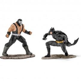 Batman vs bane scenery pack schleich sl22540