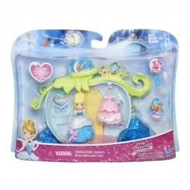 Set de joaca cu mini papusa disney princess hasbro b5344