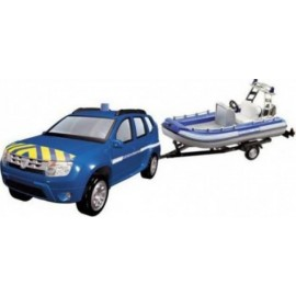 Macheta Dacia Duster barca Franta Securitate