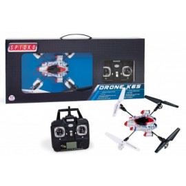 Drona K65 Spacecraft Globo cu telecomanda si lumina 24Ghz