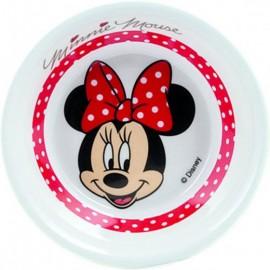 Farfurie BBS 21 cm pentru copii cu licenta Minnie Mouse