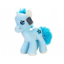 Jucarie de plus Calut Unicorn Ponei Albastru 31cm