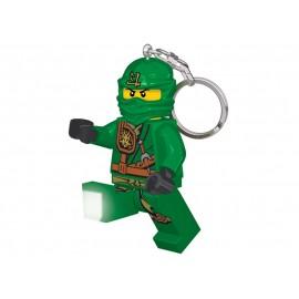 Breloc cu lanterna LEGO Ninjago Lloyd (LGL-KE77L)