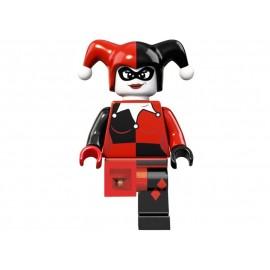 Breloc cu lanterna LEGO DC Super Heroes Harley Quinn (LGL-KE81)