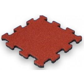 Pavele Cauciuc Tip Puzzle 2cm imagine