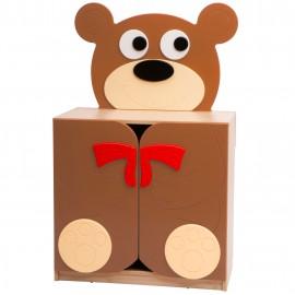 Dulap Teddy Ursuletul cu papion - Novum