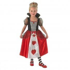 Costum de carnaval - regina de cupa