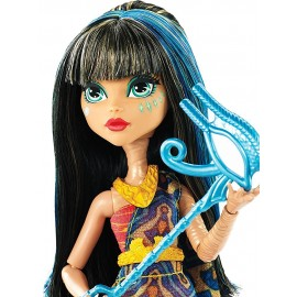Papusa Cleo de Nile cu masca - Monster High
