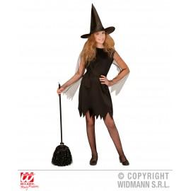 Costum vrajitoare - marimea 128 cm