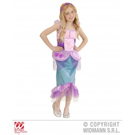 Costum sirena - marimea 128 cm