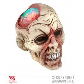 Cap zombie luminos - marimea 128 cm