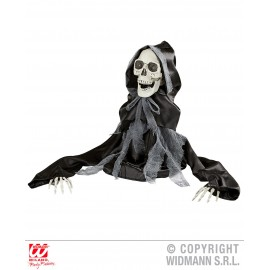 Decor grim reaper animat - marimea 158 cm