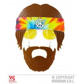 Ochelari hippie - marimea 128 cm