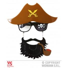 Ochelari capitan pirat