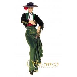 Costum flamenco
