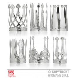 Coroana argintie aluminiu