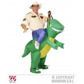 Costum Dinozaur Gonflabil imagine