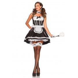 Costum menajera franceza