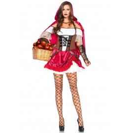 Costum scufita rosie rebela