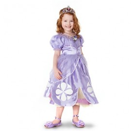 Costum disney sofia i 5-6