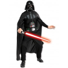 Kit costumatie star wars darth vader adult - marimea 128 cm