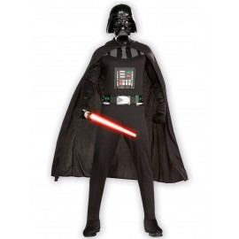 Costum star wars-darth vader plus adult - marimea 158 cm