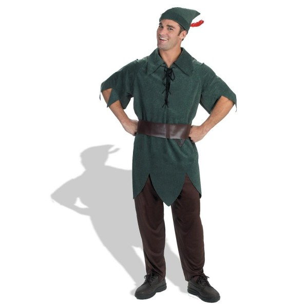Costum disney peter pan adult - marimea 128 cm