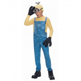 Costum minion kevin copil
