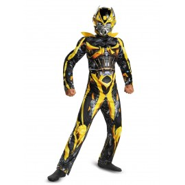Costum transformers 4 bumblebee