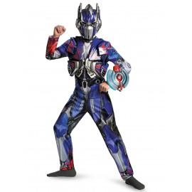 Costum transformers optimus prime deluxe