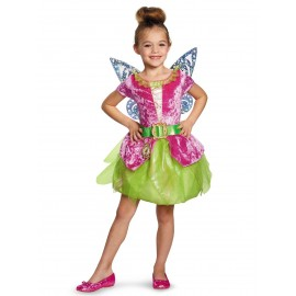 Costum tinker-bell copil