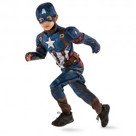 Costum marvel captain america 9-10