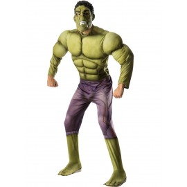 Costum avengers hulk deluxe adult