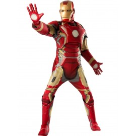 Costum avengers iron-man deluxe adult