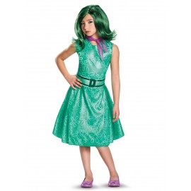 Costum disney inside-out disgust clasic