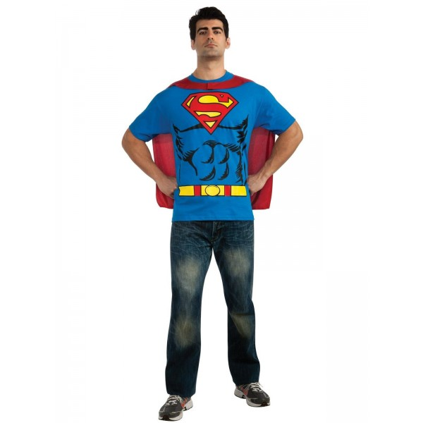 Kit costumatie superman adult