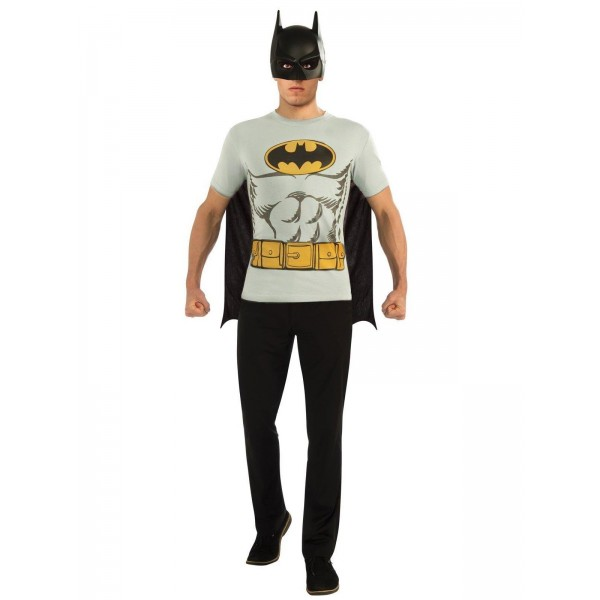 Kit costumatie batman adult