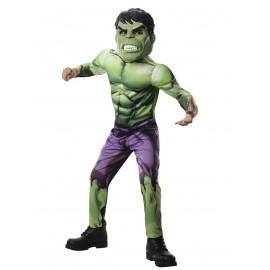 Costum avengers hulk copil
