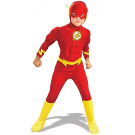 Costum the flash copil
