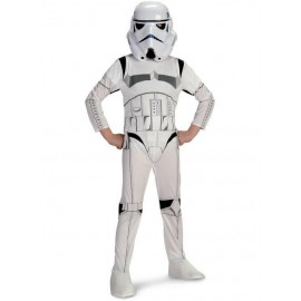 Costum star wars stormtrooper copil