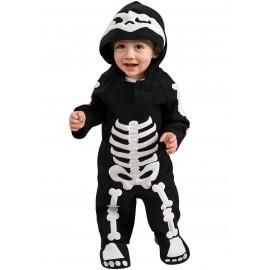 Costum bebe schelet