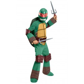 Costum testoasele ninja-raphael copil - marimea 128 cm
