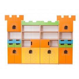 Set mobilier gradinita Castelul