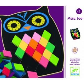 Puzzle mozaic Bufniță